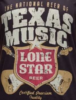 Lone Star Beer and Texas Music