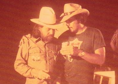 Willie Nelson, Lone Star Jerry Retzloff & The Texas Music Conspiracy