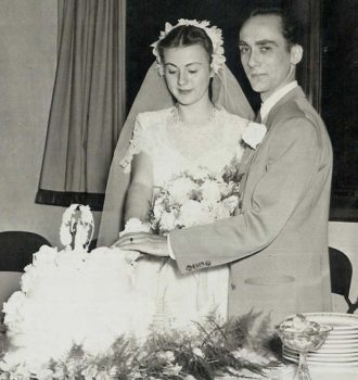 william a peeples joan wedding 1 June 12, 1948