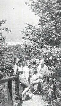 wlliam a peeples faye patti rich lakeside 1946
