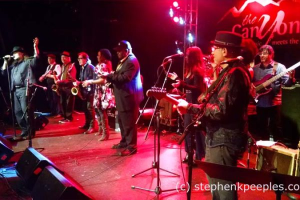 UPDATED: Jack Mack Rhythm & Blues Revue Rips Up Canyon Club