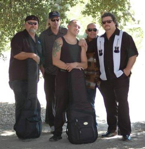 Ventura County Blues Festival Michael John band