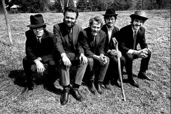 Wild Honey Orchestra The Band press photo