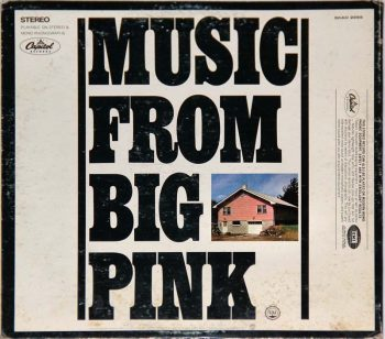 Wild Honey Orchestra Music From Big Pink front