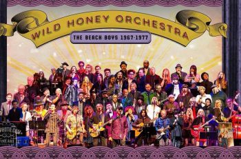 Wild Honey Orchestra Beach Boys composite by Charlie O'Brien