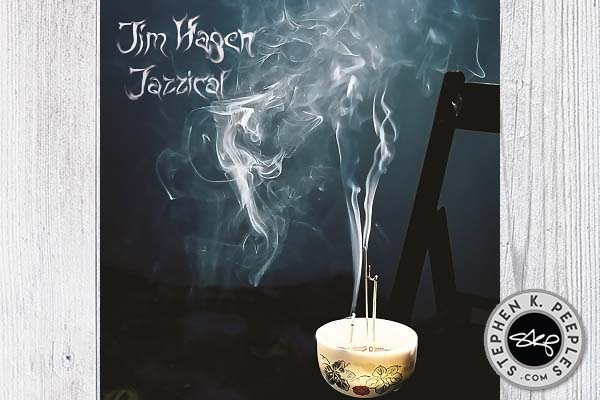 Guitarist Jim Hagen Grooves with Rod Bennett's Vibes on 'Jazzical'