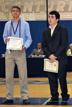 Saugus High Students Win First Two Rod Bennett Scholarships 2