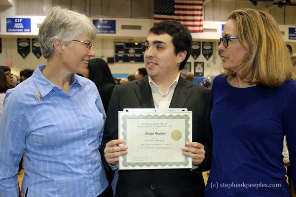 First Rod Bennett Scholarships Go to Saugus High Seniors
