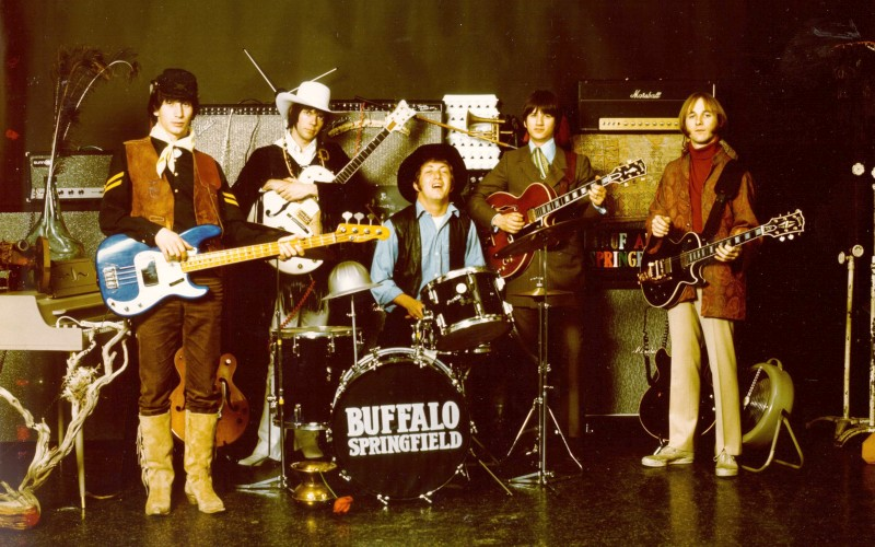 Buffalo Springfield, first time around