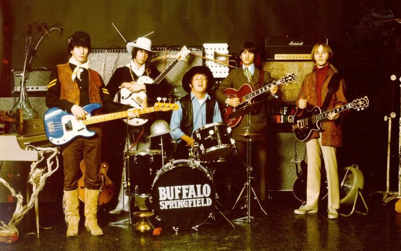 Buffalo Springfield, first time around