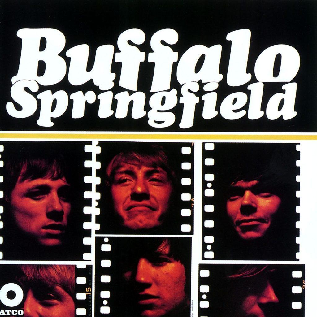 Buffalo Springfield debut, 1966