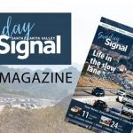 The Santa Clarita Valley Signal's Sunday news magazine premiered July 22, 2018.