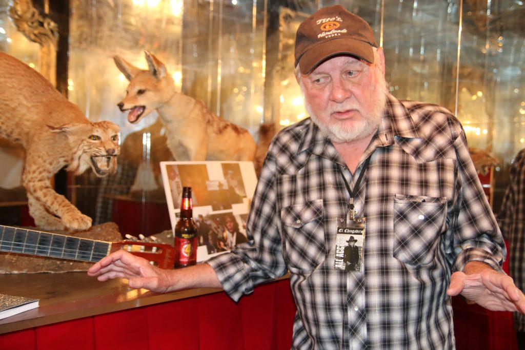 Artlaw Boyd Elder 'No AMF' Tour Rocks Austin. Photo: Stephen K. Peeples.