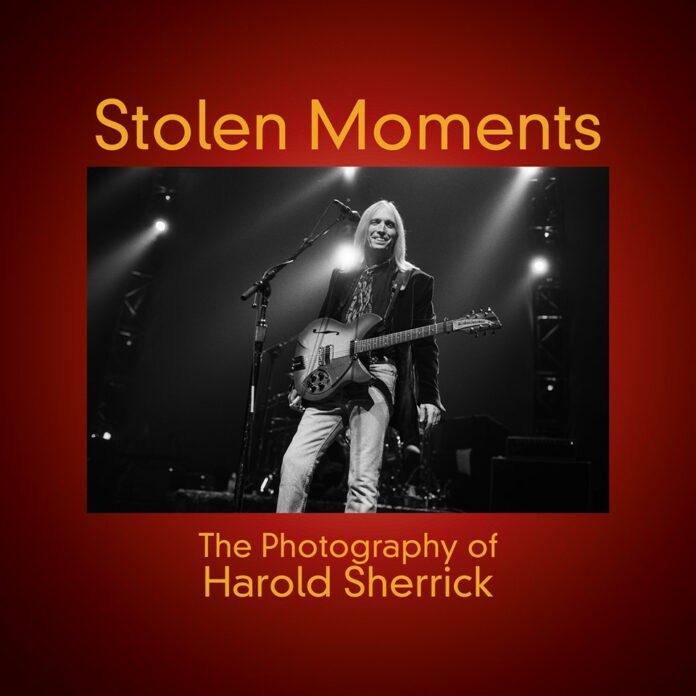 harold sherrick stolen moments cover
