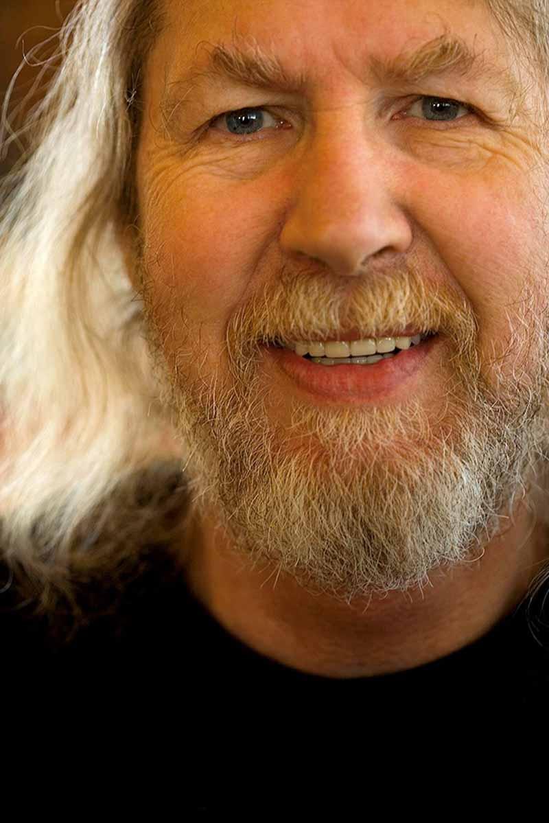 Tom Brown. Photo: John Livzey.