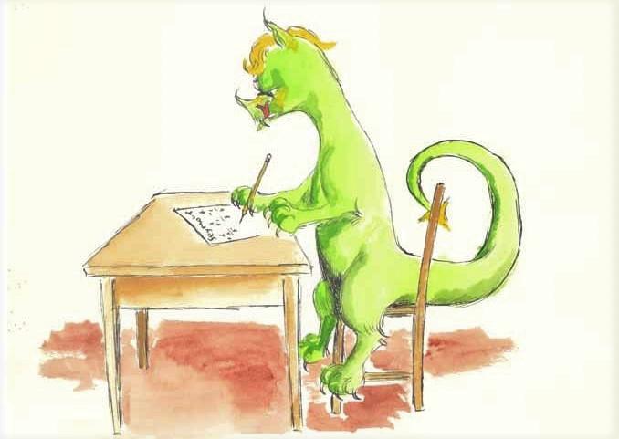 seymour dragon