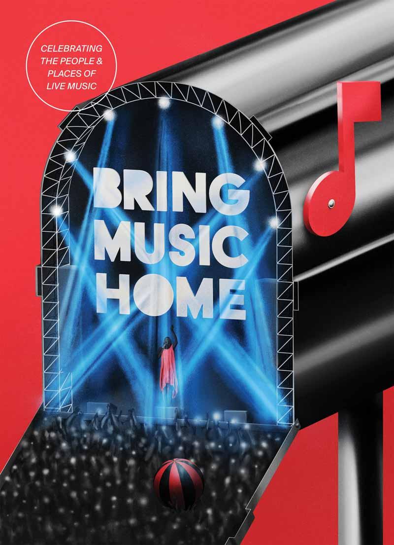 bring music home